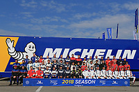 ELMS OFFICIAL PICTURE - 4 HOURS OF MONZA (ITA) ROUND 2 05/10-13/2018