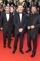 Jean-Paul Rouve sur le tapis rouge pour la projection du film en competition OKJA lors du soixante-dixiËme (70Ëme) Festival du Film ‡ Cannes, Palais des Festivals et des Congres, Cannes, Sud de la France, vendredi 19 mai 2017.