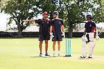 Kings College 1st XI Cricket coach Dipak Patel, Kings College Tuesday 17 November  November 2020. Photo: Simon Watts/www.bwmedia.co.nz