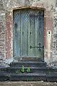 Door, Rousham House.