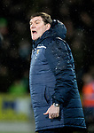 St Johnstone v Celtic…..29.01.20   McDiarmid Park   SPFL<br />Saints manager Tommy Wright<br />Picture by Graeme Hart.<br />Copyright Perthshire Picture Agency<br />Tel: 01738 623350  Mobile: 07990 594431