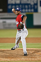 Marquis Fleming of the Charlotte Stone Crabs during the Florida State League All Star Game on June 12 2010 at Space Coast Stadium in Viera, FL (Photo By Scott Jontes/Four Seam Images)