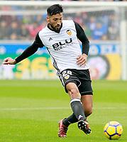 Valencia CF's Ezequiel Garay during La Liga match. October 28,2017. (ALTERPHOTOS/Acero) /NortePhoto.com