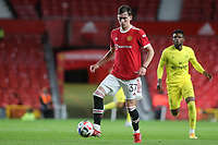 James Garner of Manchester United in action during Manchester United vs Brentford, Friendly Match Football at Old Trafford on 28th July 2021