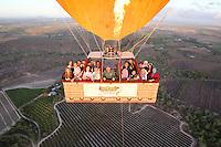 20151208 08 December Hot Air Balloon Cairns