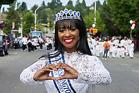 Alena L Walker, Miss Washington ABNI 2017, Renton River Days, WA, USA.