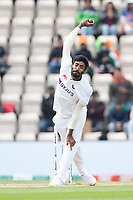 Jasprit Bumrah, India in action during India vs New Zealand, ICC World Test Championship Final Cricket at The Hampshire Bowl on 22nd June 2021
