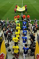 Colombia vs Honduras September 03 2011