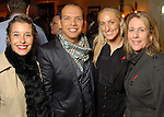 From left: Fiona Dawson, Alex Martinez, Alyssa Kilpatrick and Stacy Swift at the World AIDS Day Luncheon benefitting AIDS Foundation Houston at the Four Seasons Hotel Tuesday Dec. 01,2009. (Dave Rossman/For the Chronicle)