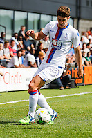 Jake Gray of Crystal Palace during the Friendly match between Barnet and Crystal Palace at The Hive, London, England on 11 July 2015. Photo by David Horn.