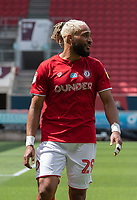 Bristol City's Ashley Williams <br /> <br /> Photographer David Horton/CameraSport<br /> <br /> The EFL Sky Bet Championship - Bristol City v Sheffield Wednesday - Sunday 28th June 2020 - Ashton Gate Stadium - Bristol <br /> <br /> World Copyright © 2020 CameraSport. All rights reserved. 43 Linden Ave. Countesthorpe. Leicester. England. LE8 5PG - Tel: +44 (0) 116 277 4147 - admin@camerasport.com - www.camerasport.com