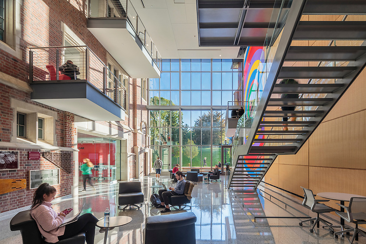 Pomerene Hall   The Ohio State University   Acock Associates Architects