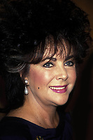 Elizabeth Taylor 1988 Photo by Adam Scull-PHOTOlink.net