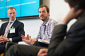 Taavet Hinrikus, Transferwise.  Disruptive Technology Financial Services conference, Level39, Canary Wharf, London.