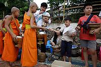 BOUDDHISME - Laos
