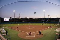 Stanford Softball v San Jose State University, February 19, 2021