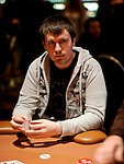 """Daniel Schreiber finishes in 129th. place on the """"money bubble."""""""