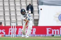 Virat Kohli, India solid in defence during India vs New Zealand, ICC World Test Championship Final Cricket at The Hampshire Bowl on 19th June 2021