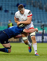 Friday 14th May 2021; Matty Rea during the Guinness PRO14 Rainbow Cup Round 3 clash between Leinster and Ulster at The RDS Arena, Ballsbridge, Dublin, Ireland. Photo by John Dickson/Dicksondigital