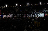 Juventus fans Drughi ahead the Uefa Champions League 2018/2019 round of 16 second leg football match between Juventus and Atletico Madrid at Juventus stadium, Turin, March, 12, 2019 <br />  Foto Andrea Staccioli / Insidefoto
