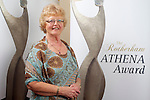 Pix: Shaun Flannery/shaunflanneryphotography.com...COPYRIGHT PICTURE>>SHAUN FLANNERY>01302-570814>>07778315553>>..24th March 2012Rotherham Metropolitan Borough Council (RMBC)..The Rotherham Athena Award 2012..Honouree Elaine Humphries.