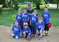 Midland Red/Blue T-Ball 5/24/19