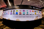 LOUISVILLE, KY - MAY 01: The field is set for the Kentucky Derby at at Churchill Downs on May 1, 2018 in Louisville, Kentucky. (Photo by Alex Evers/Eclipse Sportswire/Getty Images)