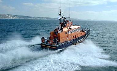 Donaghadee RNLI Comes to the Aid of Seven People onboard 18ft Boat that Breaks Down off Ballyhalbert