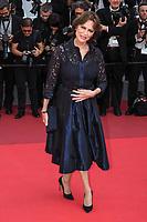 """Jacqueline Bisset<br /> """"Based On A True Story"""" Red Carpet<br /> Festival de Cannes 2017"""