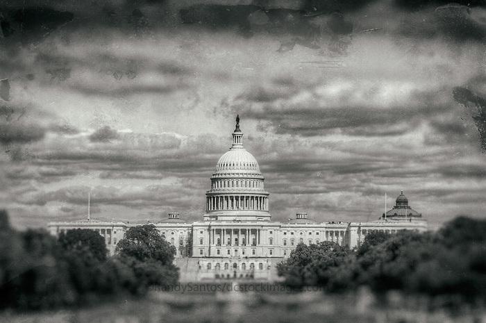 US Capitol Washington DC Black and White Photography Washington DC Art - - Framed Prints - Wall Murals - Metal Prints - Aluminum Prints - Canvas Prints - Fine Art Prints Washington DC Landmarks Monuments Architecture