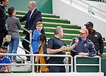 11.01.2020 Rangers v Lokomotiv Tashkent, Sevens Stadium, Dubai:<br /> Rangers fans