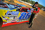 May 21, 2009; 8:25:07 PM; West Plains, Mo., USA; The 17th Annual of the Show-Me 100 Lucas Oil Series sanctioned event running at the West Plains Motor Speedway.  Mandatory Credit: (thesportswire.net)