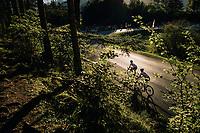 MEN JUNIOR ROAD RACE<br /> Kufstein to Innsbruck: 132.4 km<br /> <br /> UCI 2018 Road World Championships<br /> Innsbruck - Tirol / Austria