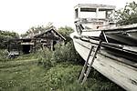 Atlin boat