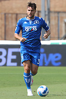 Riccardo Marchizza of Empoli FC in action during the Serie A football match between Empoli FC  and Venezia FC at Carlo Castellani stadium in Empoli (Italy), September 11th, 2021. Photo Paolo Nucci / Insidefoto
