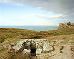 St Saint Gwenfaens Gwenfaen Well, Rhoscolyn, Anglesey, Wales. UK Celtic Britain published by Orion