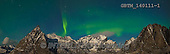 Tom Mackie, LANDSCAPES, LANDSCHAFTEN, PAISAJES, pano, photos,+EU, Europa, Europe, European, Lofoten Islands, Northern Lights, Norway, Norwegian, Scandinavia, Scandinavian, Tom Mackie, arc+tic, aurora borealis, fjord, horizontal, horizontals, illuminate, illuminating, illumination, light, low light, mountain, mou+ntainous, mountains, panorama, panoramic, peak, reflect, reflected, reflecting, reflection, reflections, snow, snow-covered,+water, water's edge, weather, winter,EU, Europa, Europe, European, Lofoten Islands, Northern Lights, Norway, Norwegian, Scand+,GBTM140111-1,#L#