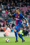 Jose Paulo Bezerra Maciel Junior, Paulinho, of FC Barcelona in action during the La Liga 2017-18 match between FC Barcelona and Levante UD at Camp Nou on 07 January 2018 in Barcelona, Spain. Photo by Vicens Gimenez / Power Sport Images