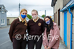 Eilish Harteveld, Aisling Kelly & Siome Keating from Presentation Convent, Listowel