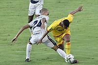 CALI - COLOMBIA, 13-08-2021: Atlético F.C. y Bogotá F.C. en partido por la fecha 4 del Torneo BetPlay DIMAYOR II 2021 jugado en el estadio Pascual Guerrero de la ciudad de Cali. / Atletico F.C. and Bogota F.C. in match for the date 4 as part of BetPlay DIMAYOR Tournament II 2021 played at Pascual Guerrero stadium in Cali. Photo: VizzorImage / Gabriel Aponte / Staff