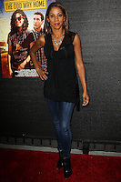 HOLLYWOOD, LOS ANGELES, CA, USA - MAY 30: Holly Robinson Peete at 'The Odd Way Home' Los Angeles Premiere held at the Arena Cinema Hollywood on May 30, 2014 in Hollywood, California, Los Angeles, California, United States. (Photo by Celebrity Monitor)