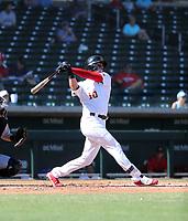 Nolan Jones - Mesa Solar Sox - 2019 Arizona Fall League (Bill Mitchell)