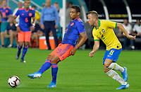 Brasil (BRA) vs Colombia (COL), Miami, 06-09-2019