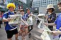 Fans Celebrate Nadeshiko Japan Victory