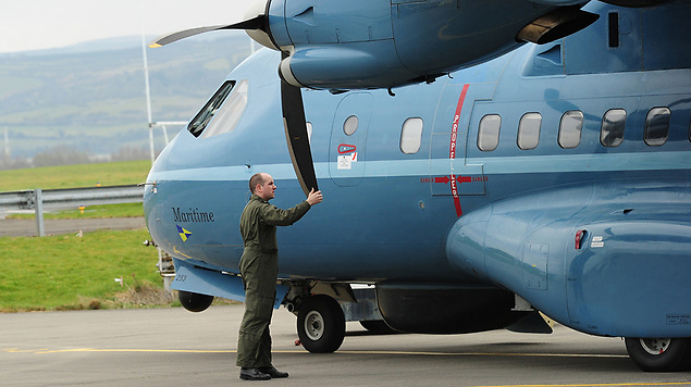 As part of its fleet, the Air Corps currently operates two Casa CN 235 Maritime Patrol Aircraft. These aircraft entered service in 1994 and operate seven days a week usually in the offshore maritime patrol arena.