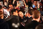 Taylor Lautner. Premiere Amanecer-Parte I en Barcelona.