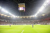Große Choreographie der Eintracht Fans - Eintracht Frankfurt vs. FC Schalke 04, Commerzbank Arena