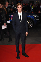 """arriving for the London Film Festival 2017 screening of """"Breathe"""" at the Odeon Leicester Square, London<br /> <br /> <br /> ©Ash Knotek  D3318  04/10/2017"""