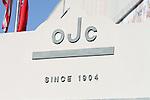 OJC sign at the gate of Oaklawn park. Jan.21, 2013 - Hot Springs, Arkansas, U.S -   (Credit Image: © Justin Manning/Eclipse/ZUMAPRESS.com)