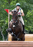 11 July 2009: Becky Roper riding Jireh during the cross country phase of the CIC 2* Maui Jim Horse Trials at Lamplight Equestrian Center in Wayne, Illinois.